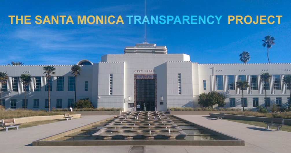 The Santa Monica Transparency Project